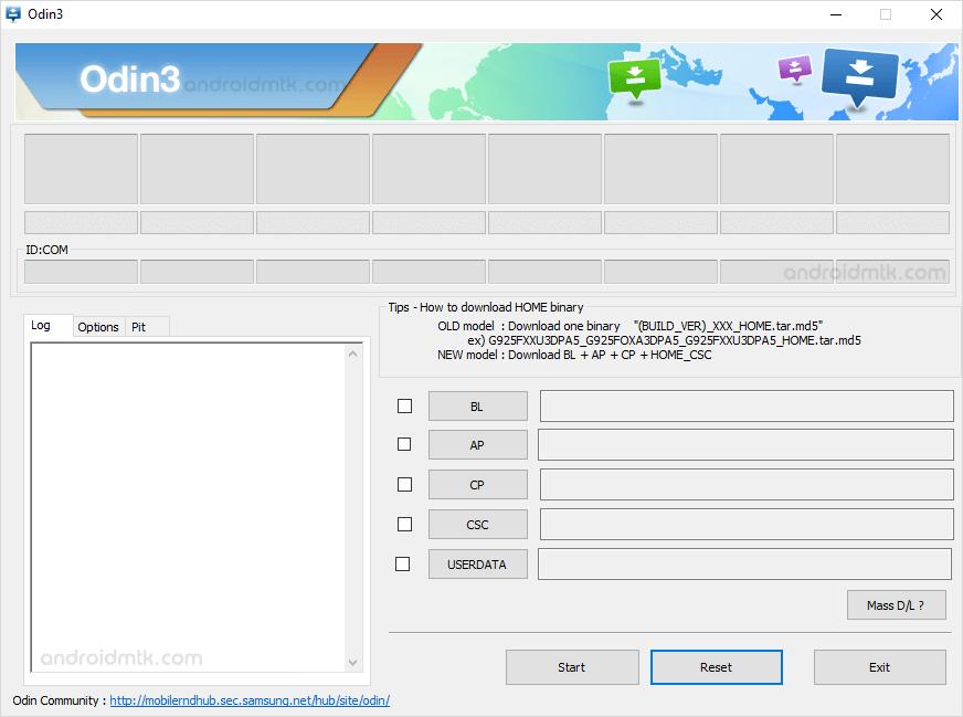 Odin Downloader