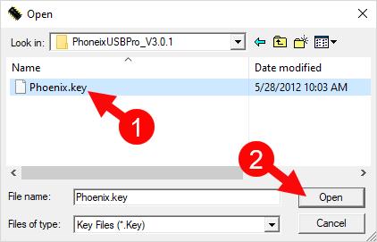 Phoenix Key