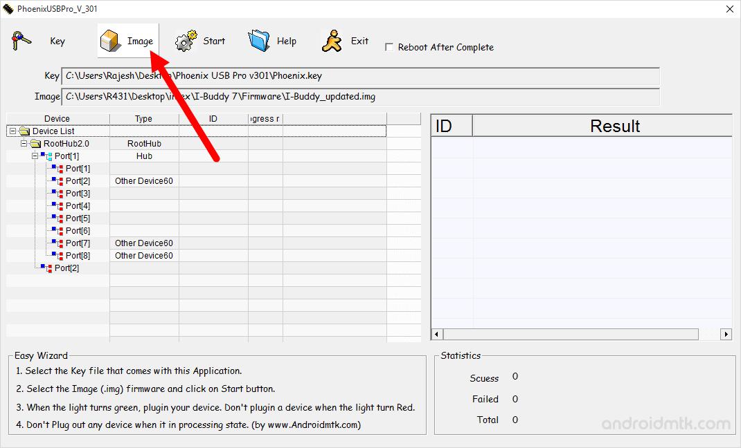 Phoenix Usb Pro Select Img Firmware