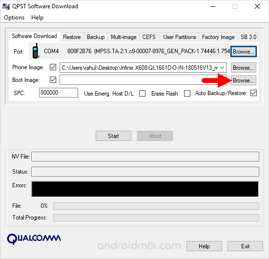 Qpst Software Download Boot Image