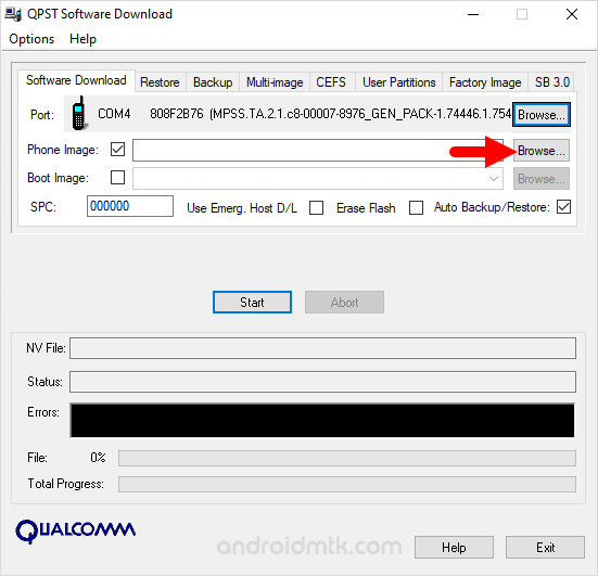 Qpst Software Download Image Browse