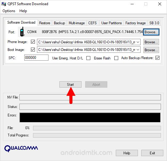 Qpst Software Download Start