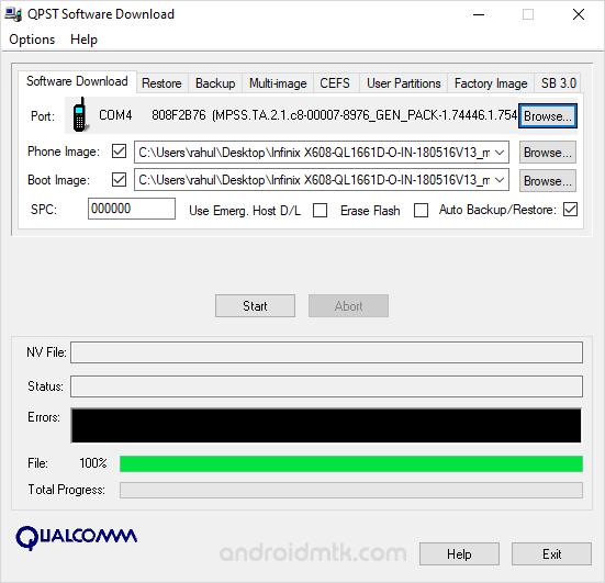 Qpst Software Download Success