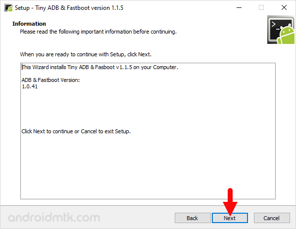 Adb & Fastboot Setup Info