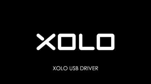 Xolo Usb Driver