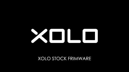 Xolo Stock Rom