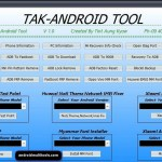 Download TAK Android Tool v1.0 And Step By Step Tutorial