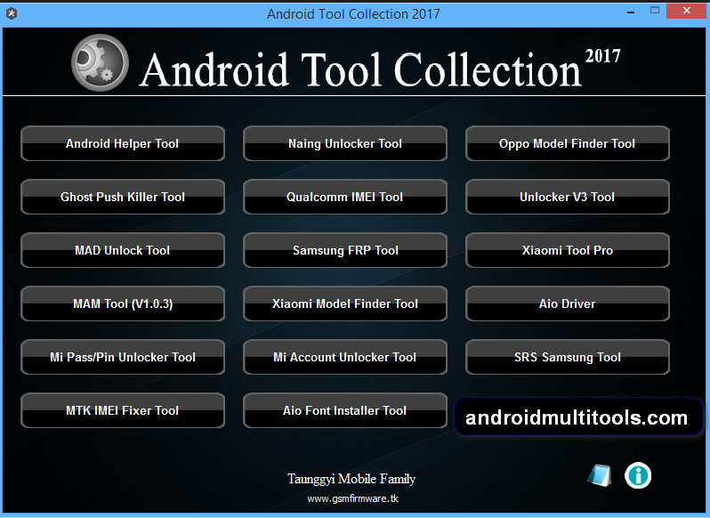 Ultimate Android Tool Collection 2017