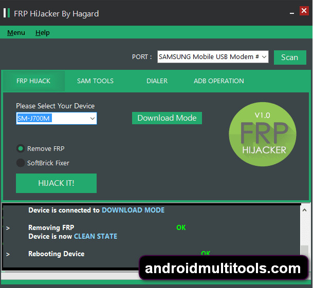 FRP Hujacker Tools Download