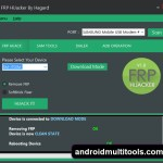FRP HiJacker Tool 2017 Cracked Version Free Download And Step by Step Tutorial