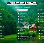 OMH Android AiO Tool V1 Free Download And Step by Step Tutorial