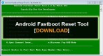 Android Fastboot Reset Tool V1.2 latest version Download