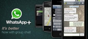 what's app plus
