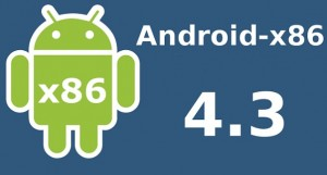 Android x86 Jelly Bean 4.3