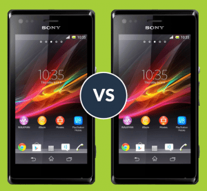 Sony Xperia M vs Sony Xperia M Dual