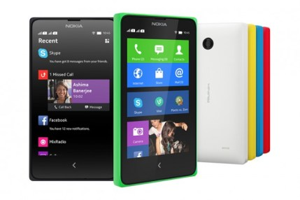 Nokia X Software Platform 2