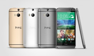 HTC One M8 Silver 3