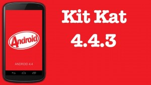 Android 4.4.3 KitKat HTC One M8