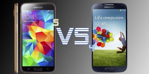 spostare i dati su Galaxy S5 & Galaxy S4