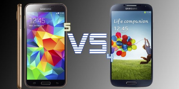 Dati da iPhone su Galaxy S5 & Galaxy S4