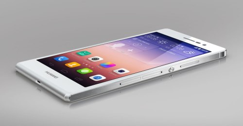 Huawei-Ascend-P7: update Firmware B121SP01