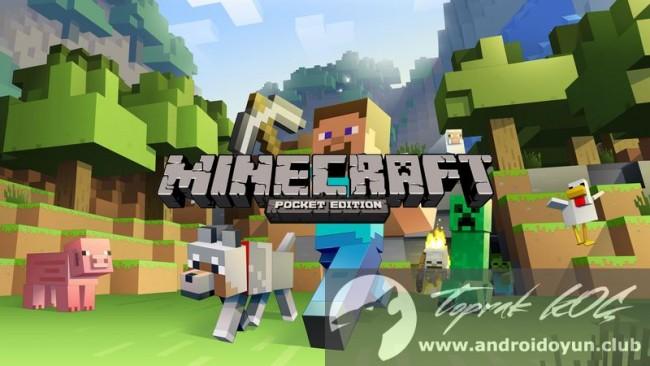 Minecraft Pocket Edition v0.15.90.7 FULL APK (0.16 BETA)