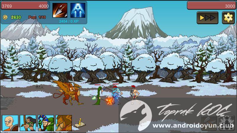 Age of War 2 v0.1.8 MOD APK - MEGA HİLELİ