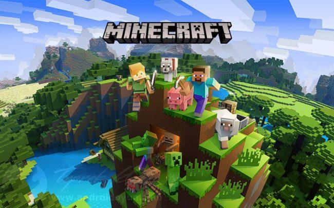 minecraft pocket edition v1 16 230 56 full apk mcpe beta