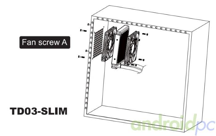 REVIEW: SilverStone Thundra TD03-SLIM sistema de