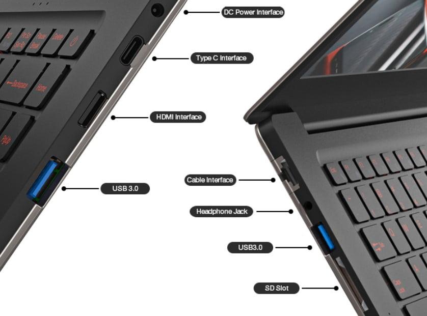 Tbao Tbook X8S Pro un porttil que recibe una nueva versin con 8GB de RAM  AndroidPCes