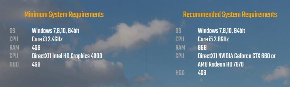 PUBG Lite en PC. requisitos. configuración y pruebas de rendimiento | AndroidPC.es