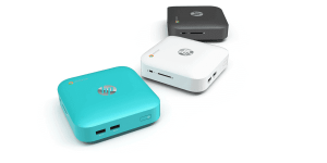 HP Chromebox colors