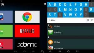 TVLauncher filter apps