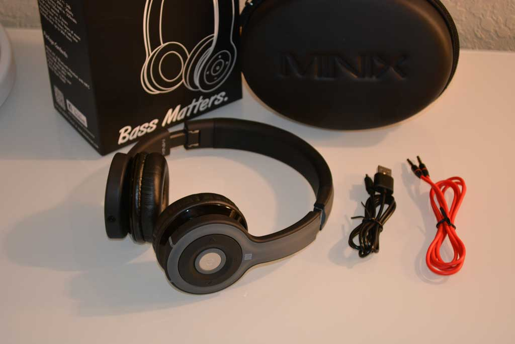 MINIX NT-II Wireless Headphones Review