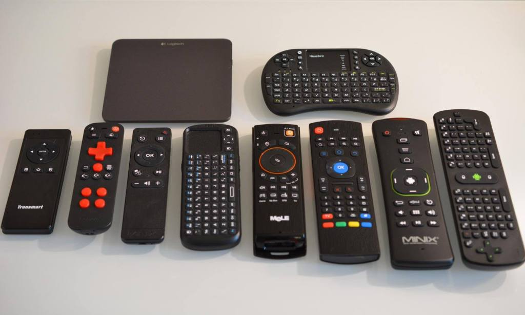 Find the best air mouse in our Remote Roundup