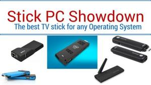 Stick PC showdown: The best Android TV stick