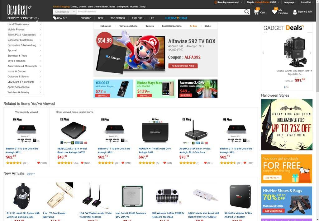 Where to shop: A GearBest Review