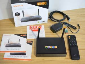 MyGica ATV1900 Pro box contents