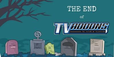 The End of TVAddons: Kodi devs are dropping like flies