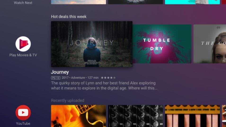 Most Popular TV Box: Launcher Tv Box 2018