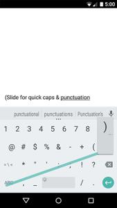 Google Keyboard - Android Picks