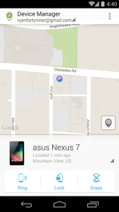 Android Device Manager - Android Picks