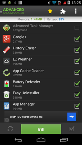 Advanced Task Manager - Android Picks