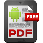 PDF Reader Logo - Android Picks