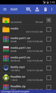 RAR - Android Picks