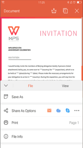 WPS Office + PDF APK Download (Latest) - Android Picks
