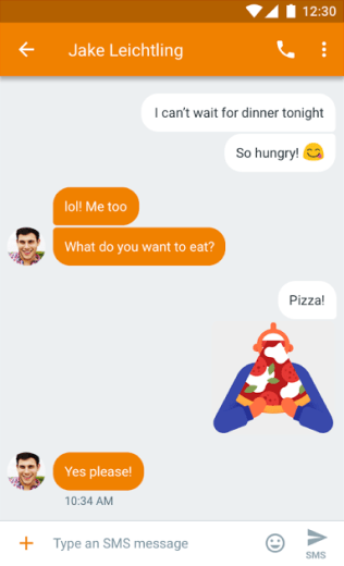 Google Messenger Screenshot New 3 - Android Picks