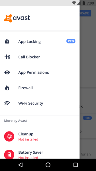 Avast Mobile Security (ver. 6.0+) - Android Picks (2)
