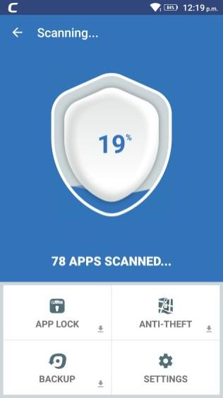 Comodo Mobile Security Screenshots - Android Picks (1)