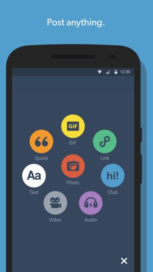 Tumblr Screenshots - Android Picks (1)